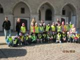 2.B klassi õpilased vanalinna ekskursioonil