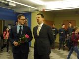 Meie külaline - Eesti Vabariigi peaminister Jüri Ratas