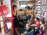Библиотечный автобус