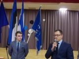 Õpilasomavalitsuse  Presidendi  valimised.