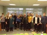 Встреча двенадцатиклассников с эстонским поэтом